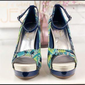 Jessica Simpson Heels. Size 7